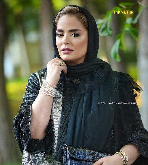 سپیده خداوردی بازیگر سریال پروانه