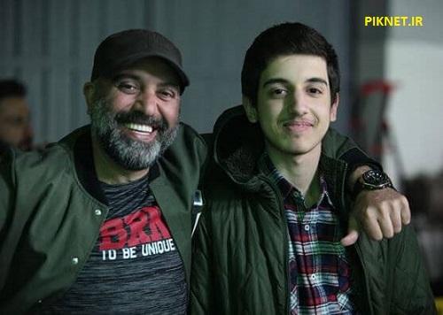 شهرام شاه حسینی کارگردان سریال پرگار