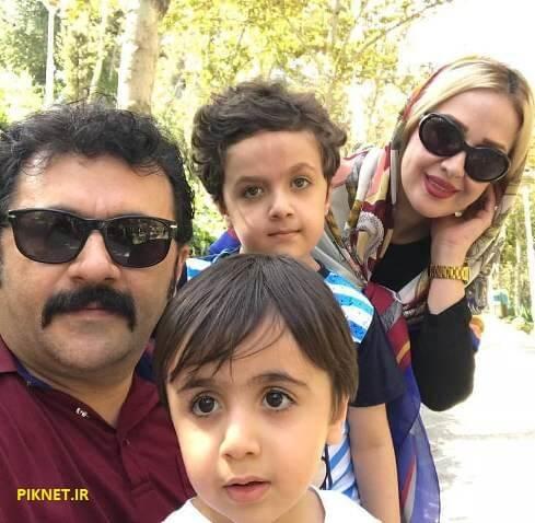 شهرام عبدلی بازیگر سریال پروانه