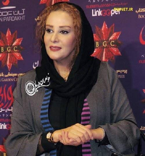 شیوا خسرومهر بازیگر سریال پروانه