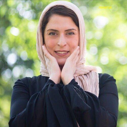 بهناز جعفری بازیگر سریال زیر پای مادر