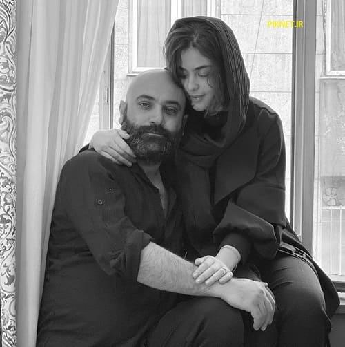 مهدی کوشکی بازیگر سریال آقازاده