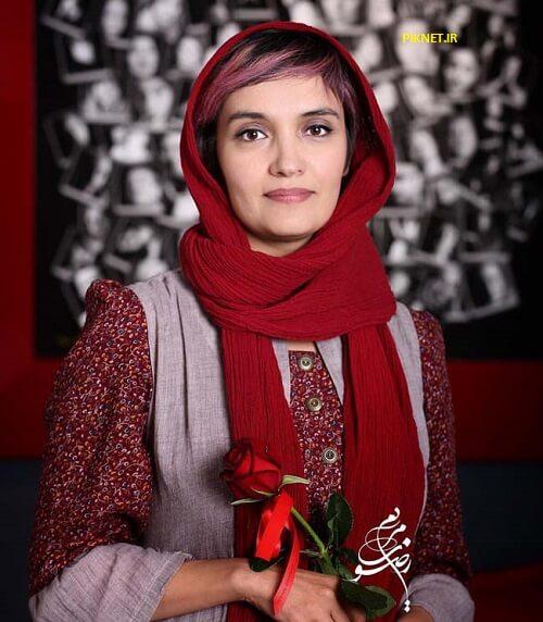 میترا حجار بازیگر سریال بر سر دوراهی