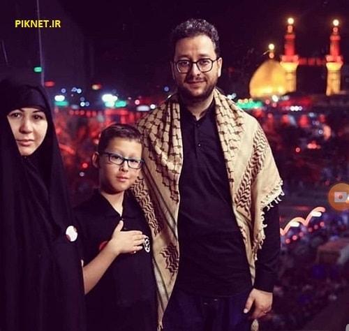 بیوگرافی سید بشیر حسینی داور برنامه عصر جدید
