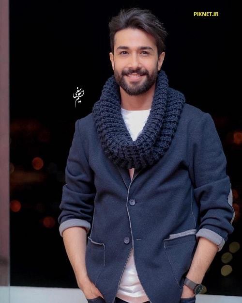 حسین مهری بازیگر سریال زمانه