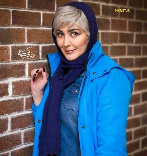 مریم معصومی بازیگر سریال فاصله ها