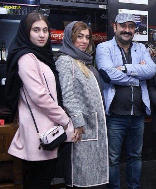مهران احمدی بازیگر سریال پایتخت 6