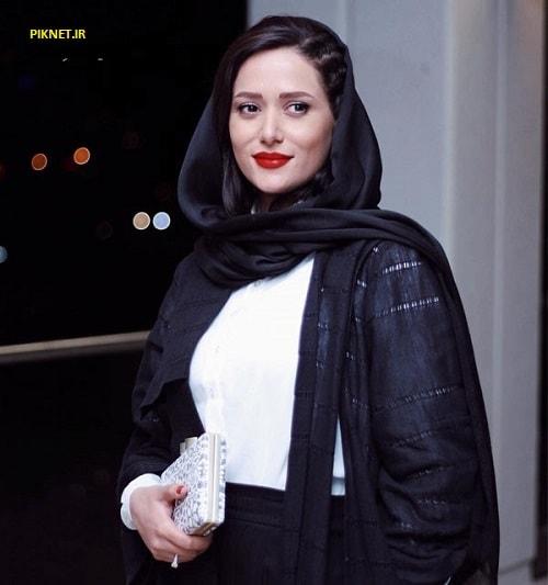 پریناز ایزدیار بازیگر سریال زمانه