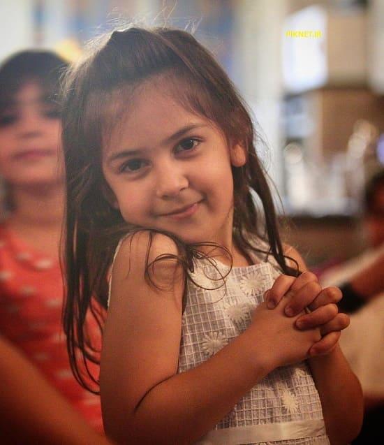 دختر آرش مجیدی