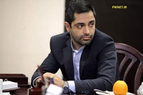 اشکان اشتیاق بازیگر سریال دردسرهای عظیم 2