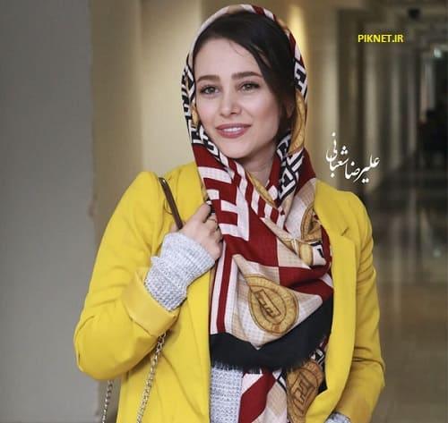 الناز حبیبی بازیگر سریال دردسرهای عظیم 2