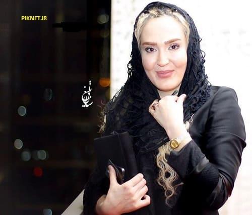 زهره فکورصبور بازیگر سریال دردسرهای عظیم 2
