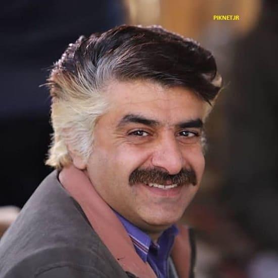 سیروس حسینی فر بازیگر نقش سیروس در سریال نون خ