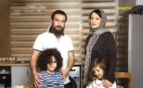 مجید صالحی بازیگر فیلم آخرین مجرد