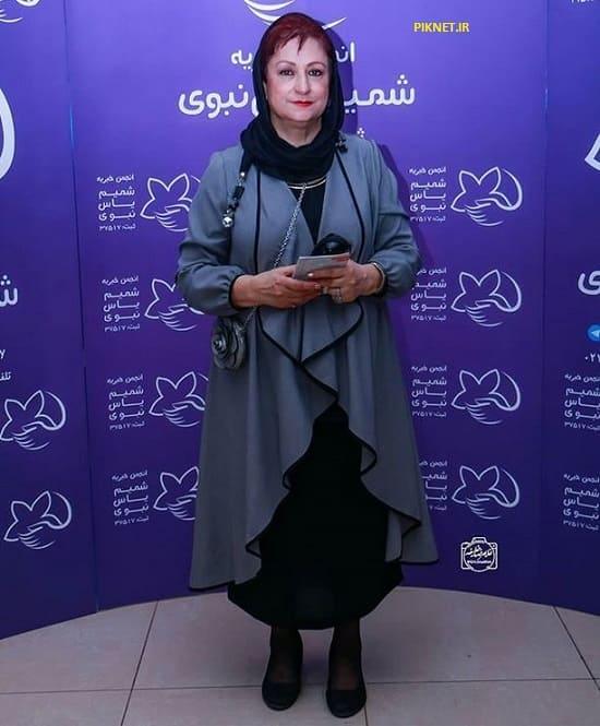 مریم امیرجلالی بازیگر سریال متهم گریخت