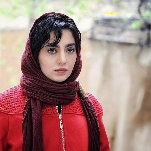 مهشید جوادی بازیگر سریال بچه مهندس 3