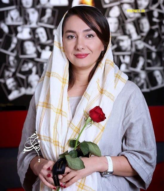 هانیه توسلی بازیگر سریال میوه ممنوعه