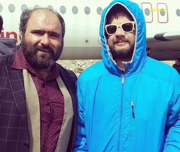 کاظم نوربخش و علی صادقی