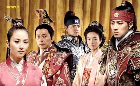 اسامی بازیگران سریال افسانه جومونگ