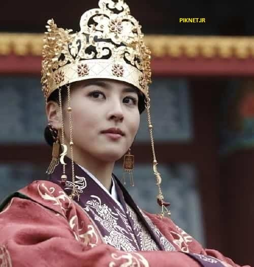 هان های جین بازیگر نقش بانو سوسانو در سریال افسانه جومونگ
