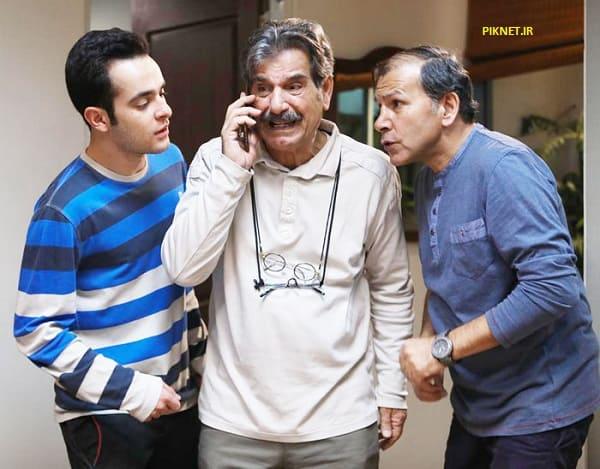 محمدجواد جعفرپور در سریال پدر پسری