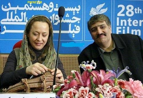 ازدواج دوم آزیتا حاجیان با محمد کریمی هراتی