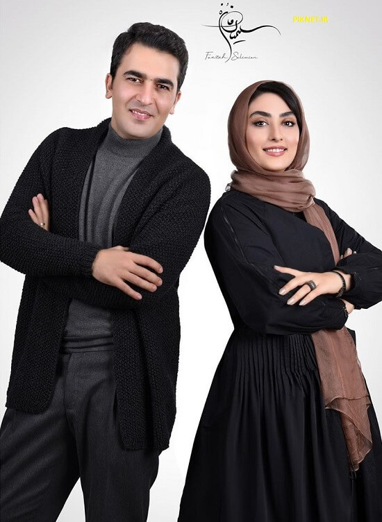 ازدواج و همسر الهام طهموری