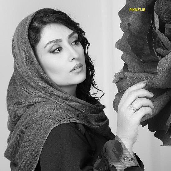 عکس های الهام طهموری بازیگر نقش فرشته در سریال پرگار