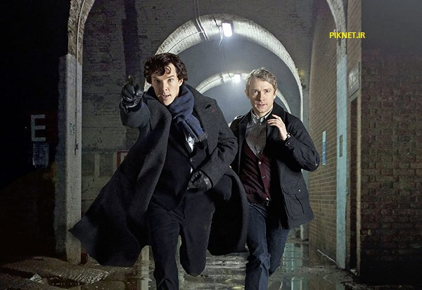 داستان سریال شرلوک هولمز