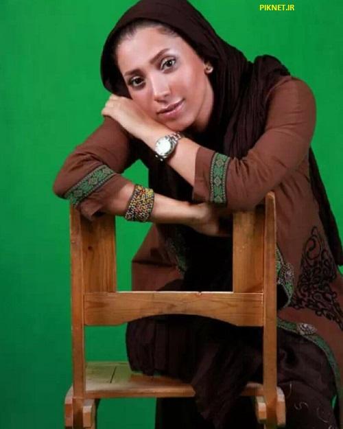 تیما پور رحمانی بازیگر نقش فرزانه در سریال پرگار