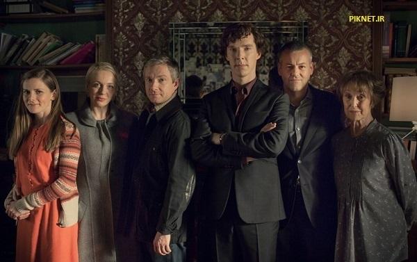 بازیگران سریال شرلوک هولمز
