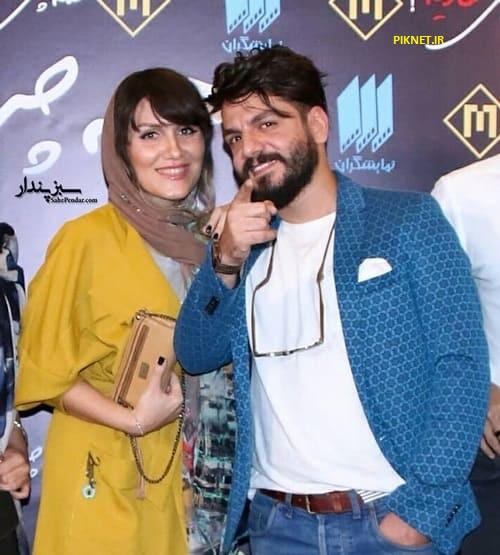 عباس غزالی بازیگر سریال مادرانه