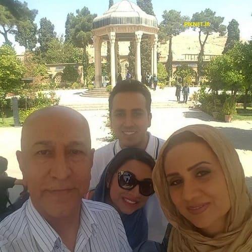 بیوگرافی فلورا سام و همسرش مجید اوجی