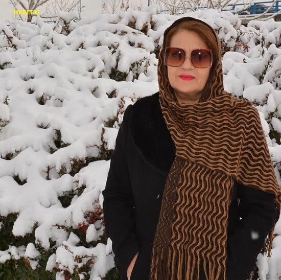شهناز صوفیان مادر الهام طهموری