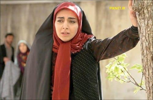 مهشید جوادی در سریال آنام