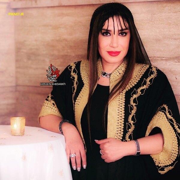 نسیم ادبی بازیگر سریال مرثیه