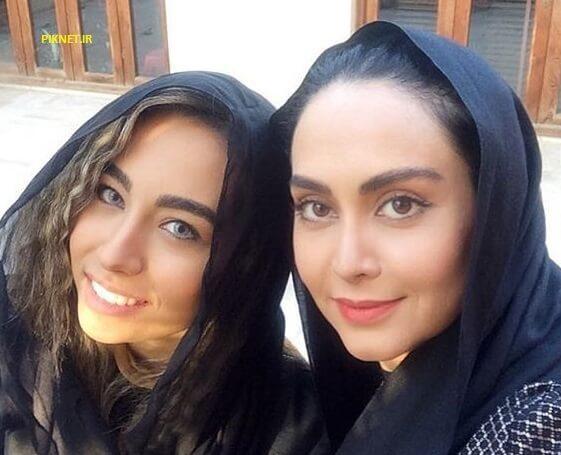 مریم خدارحمی در سریال دخترم نرگس