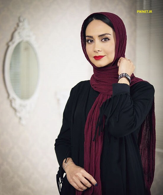 مریم خدارحمی بازیگر سریال دخترم نرگس
