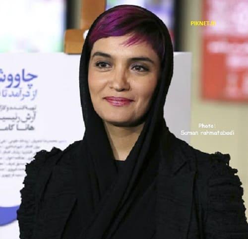 میترا حجار بازیگر سریال رهایی
