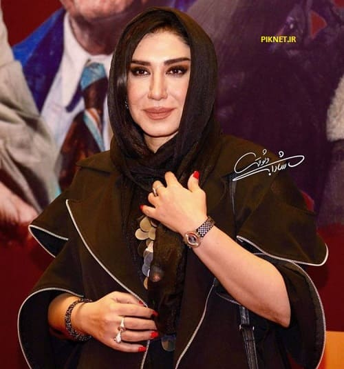 نسیم ادبی بازیگر سریال نجلا