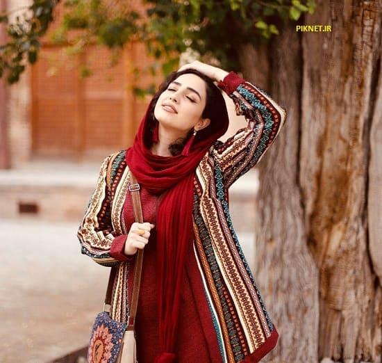 اینستاگرام زهره نعیمی بازیگر سریال پرگار