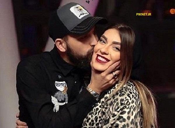 اولین واکنش محسن افشانی به خبر جدایی از همسرش سویل خیابانی