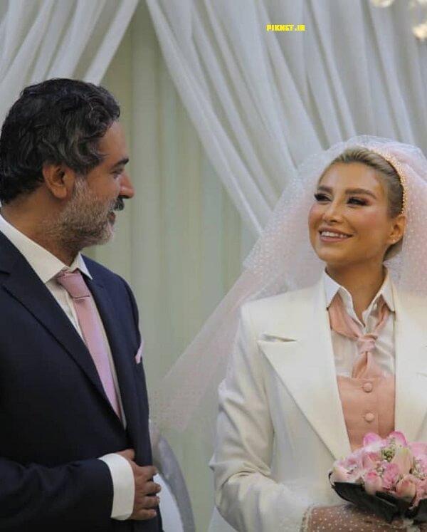 عکس های مراسم ازدواج عمار تفتی بازیگر