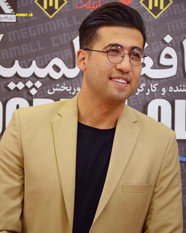 عکس های جدید مجتبی پوربخش مجری