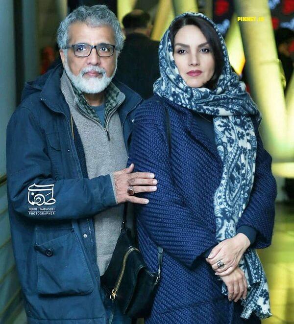 نحوه آشنایی و ازدواج مرجان شیرمحمدی با بهروز افخمی