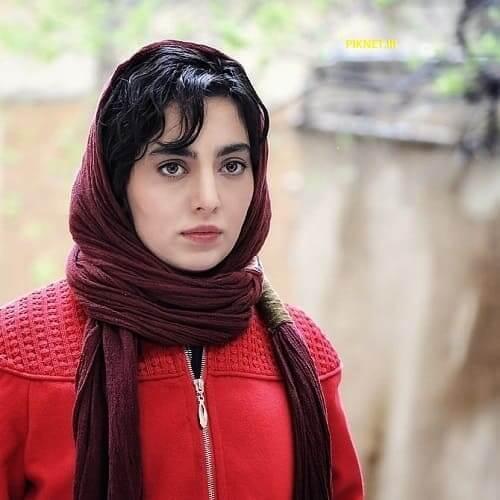 مهشید جوادی بازیگر سریال آنام
