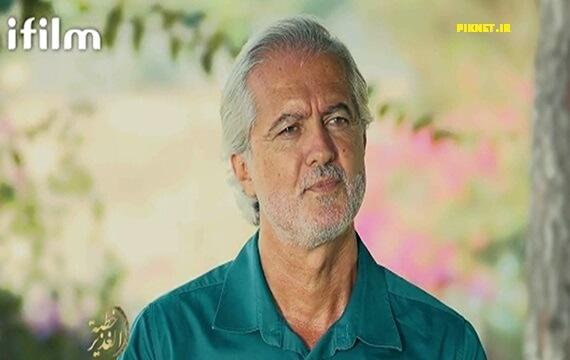 پیر داغر بازیگر لبنانی سریال مدار صفر درجه