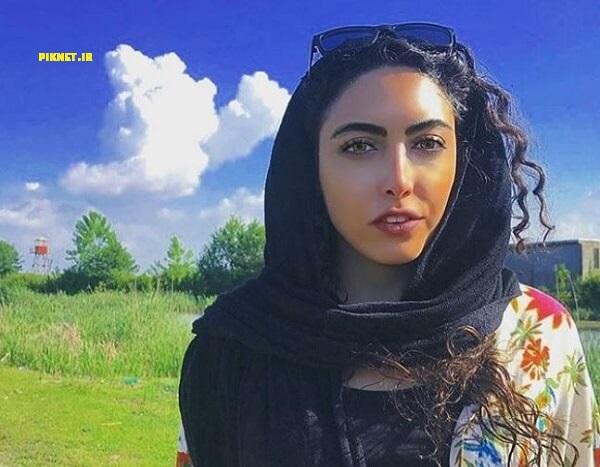 پست جدید و جنجالی ساناز طاری پس از کشف حجاب و لباس + عکس