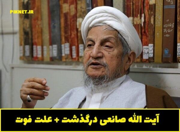 آیت الله یوسف صانعی درگذشت + علت فوت و بیوگرافی