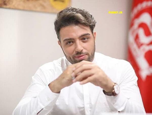 بیوگرافی ارمیا قاسمی بازیگر و همسرش + عکس و زندگی شخصی